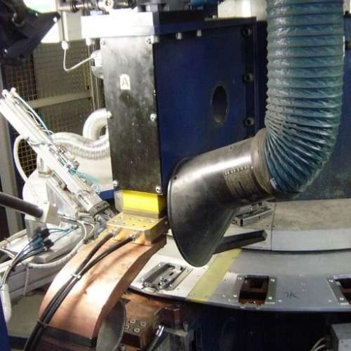 Firma Cazer s.r.o. dokončila revitalizaci stroje – automatického přivařování matic na přepážku TM-3874