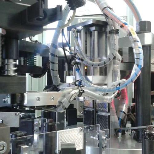 Firma dokončila úpravu zařízení WICKE  na novou platformu stabilizátoru MQ8