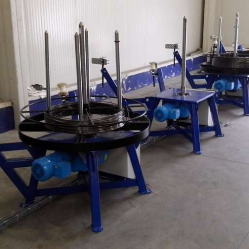 Firma předala zákazníkovi Linku MKZ-500 na výrobu žlabů MERKUR  50×50 a 100×50