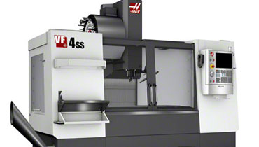 HAAS VF 4SPEED